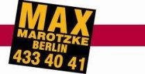 Max Marotzke Berlin